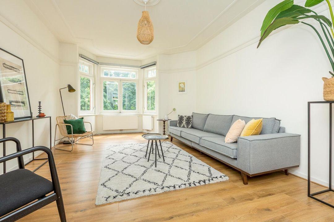 Churchill-laan 256 III, Upper floor apartment in Amsterdam foto-4