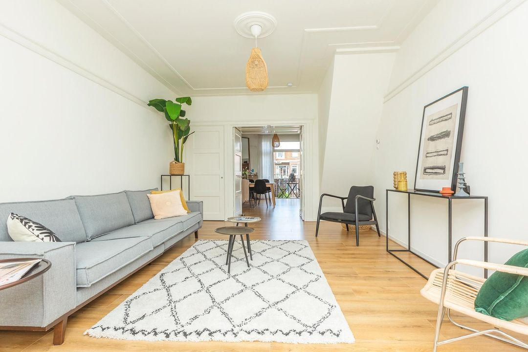 Churchill-laan 256 III, Upper floor apartment in Amsterdam foto-6