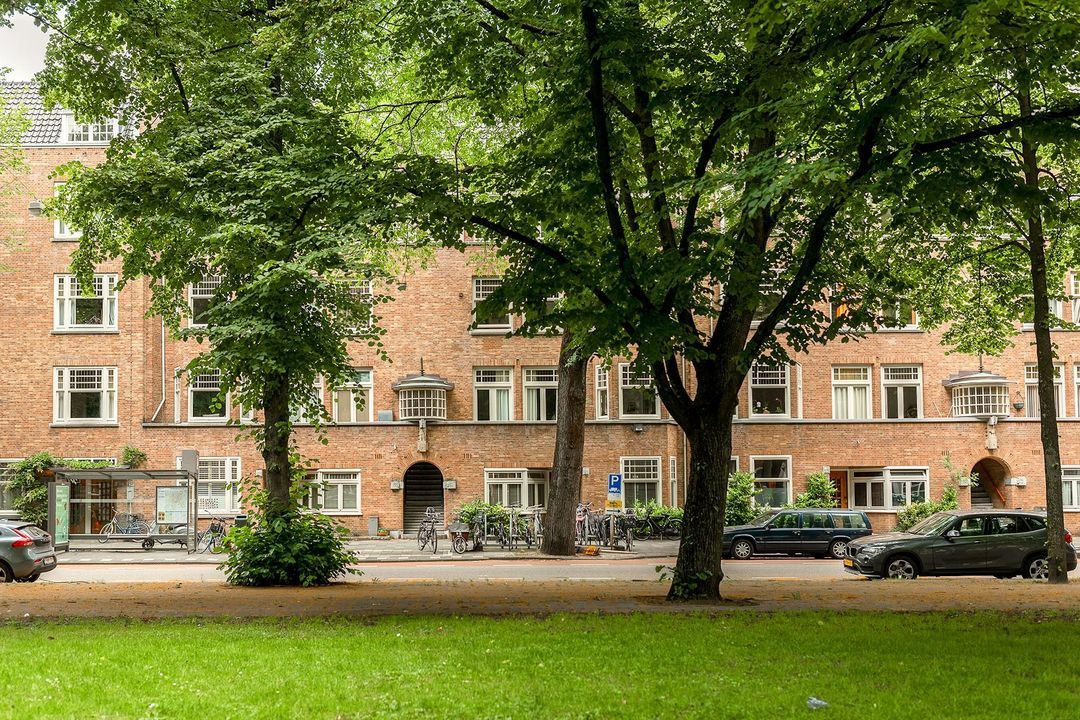 Churchill-laan 256 III, Upper floor apartment in Amsterdam foto-0