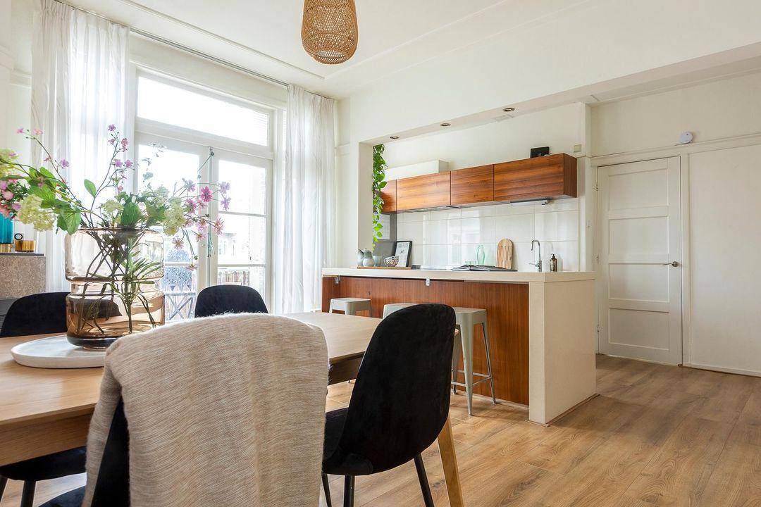 Churchill-laan 256 III, Upper floor apartment in Amsterdam foto-2