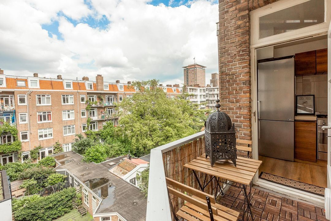Churchill-laan 256 III, Upper floor apartment in Amsterdam foto-9