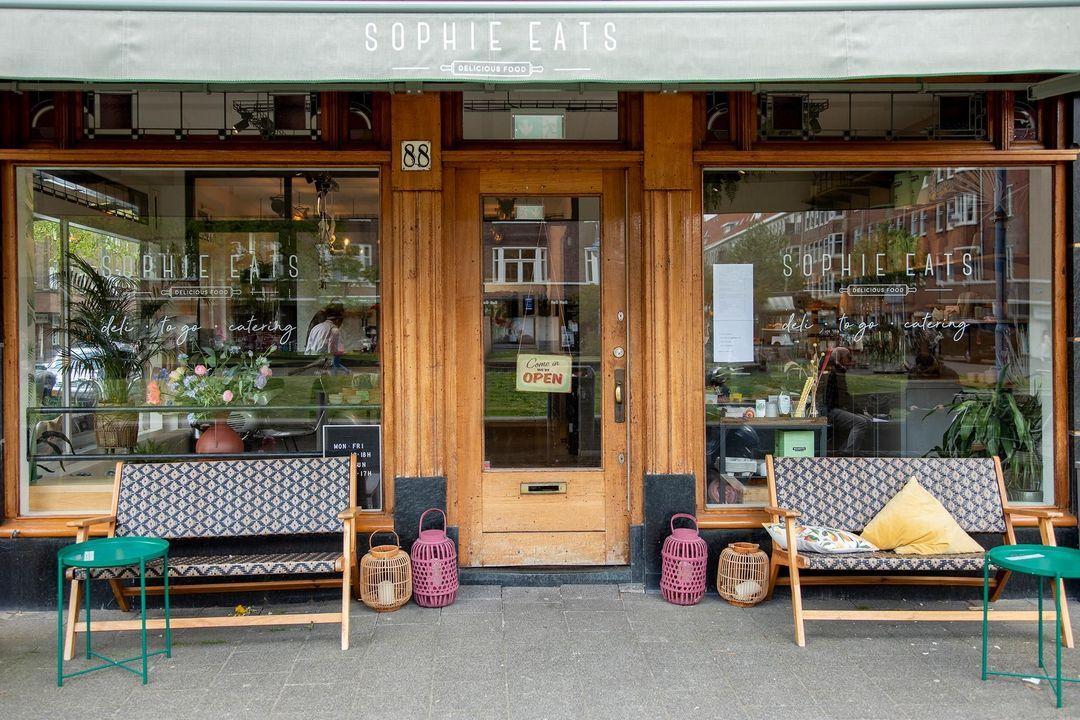 Churchill-laan 256 III, Upper floor apartment in Amsterdam foto-29