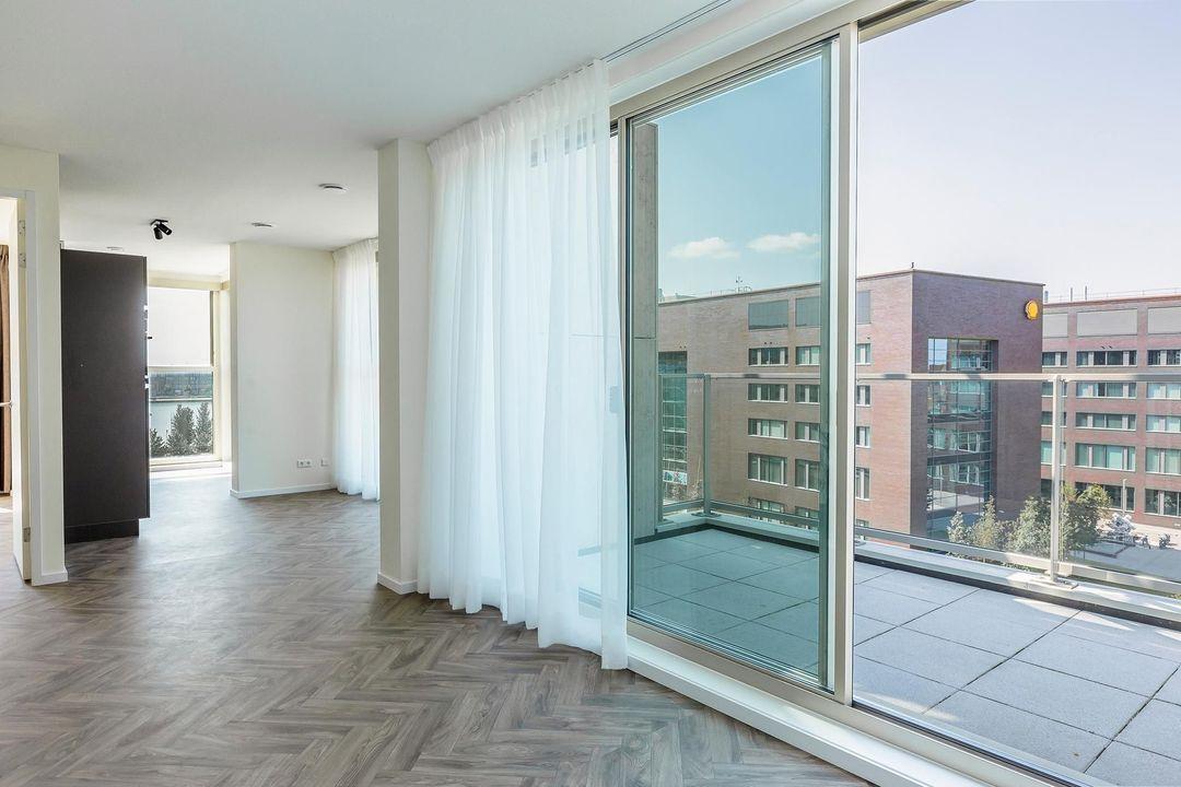 Bundlaan 162, Upper floor apartment in Amsterdam foto-10