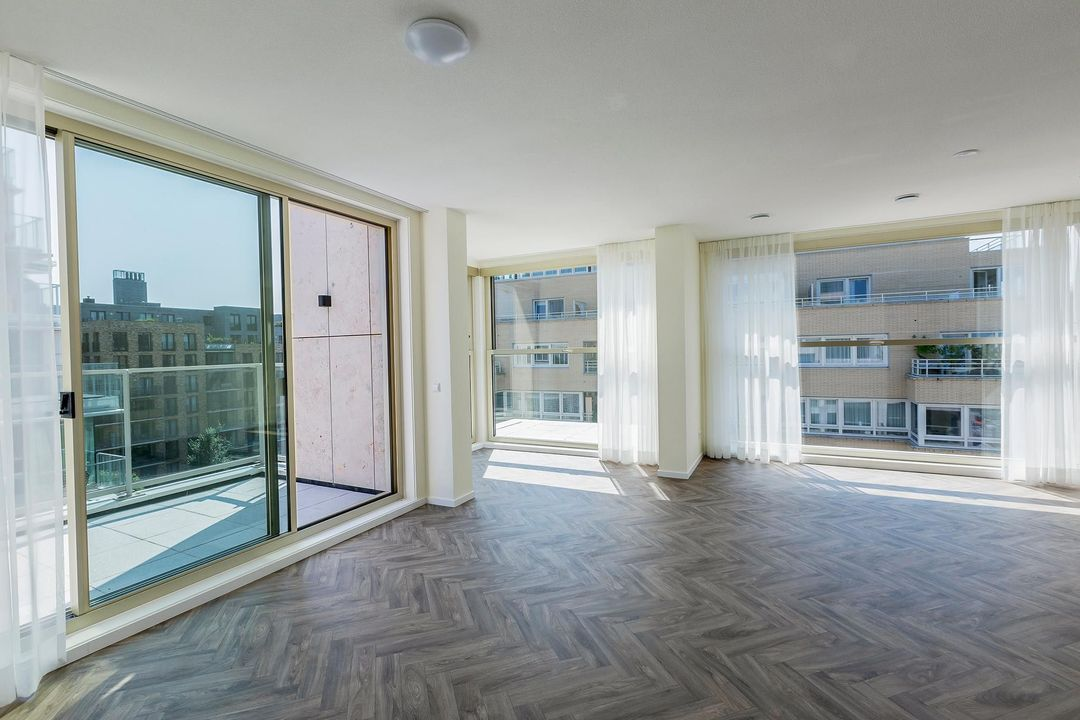 Bundlaan 162, Upper floor apartment in Amsterdam foto-2