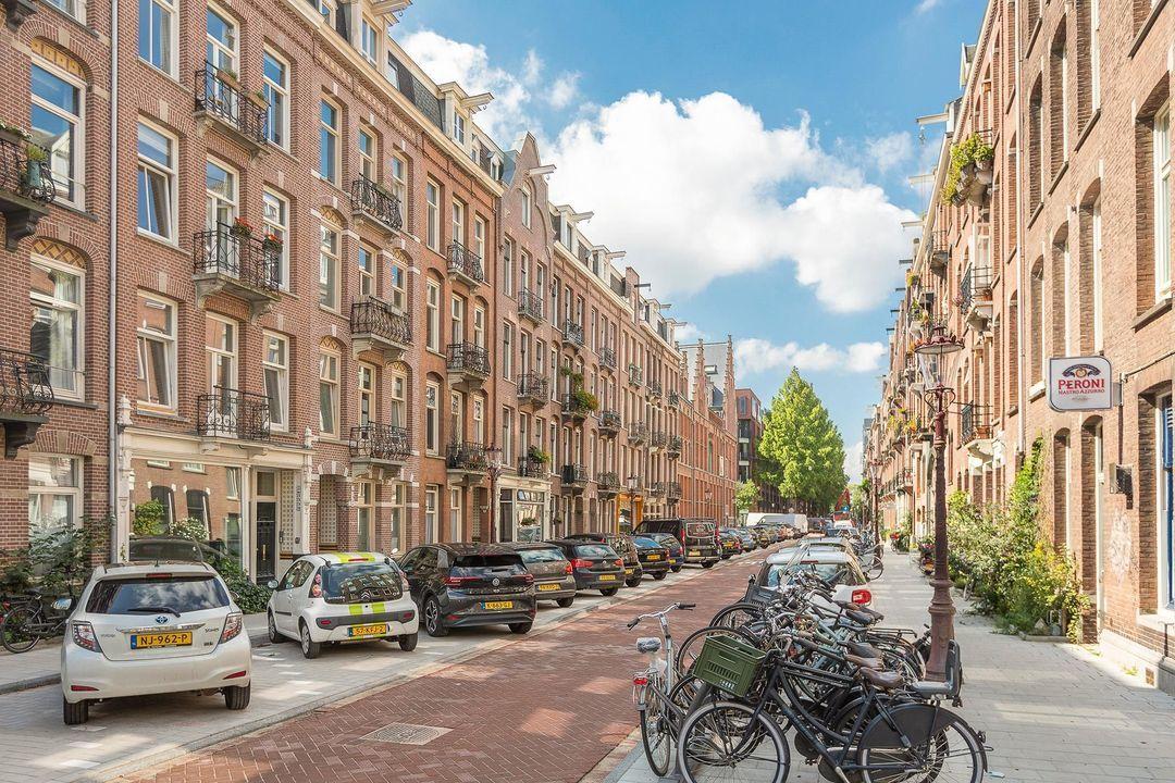Tilanusstraat 320, Bovenwoning in Amsterdam foto-0