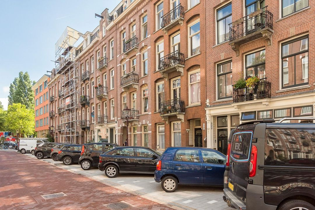 Tilanusstraat 320, Bovenwoning in Amsterdam foto-21