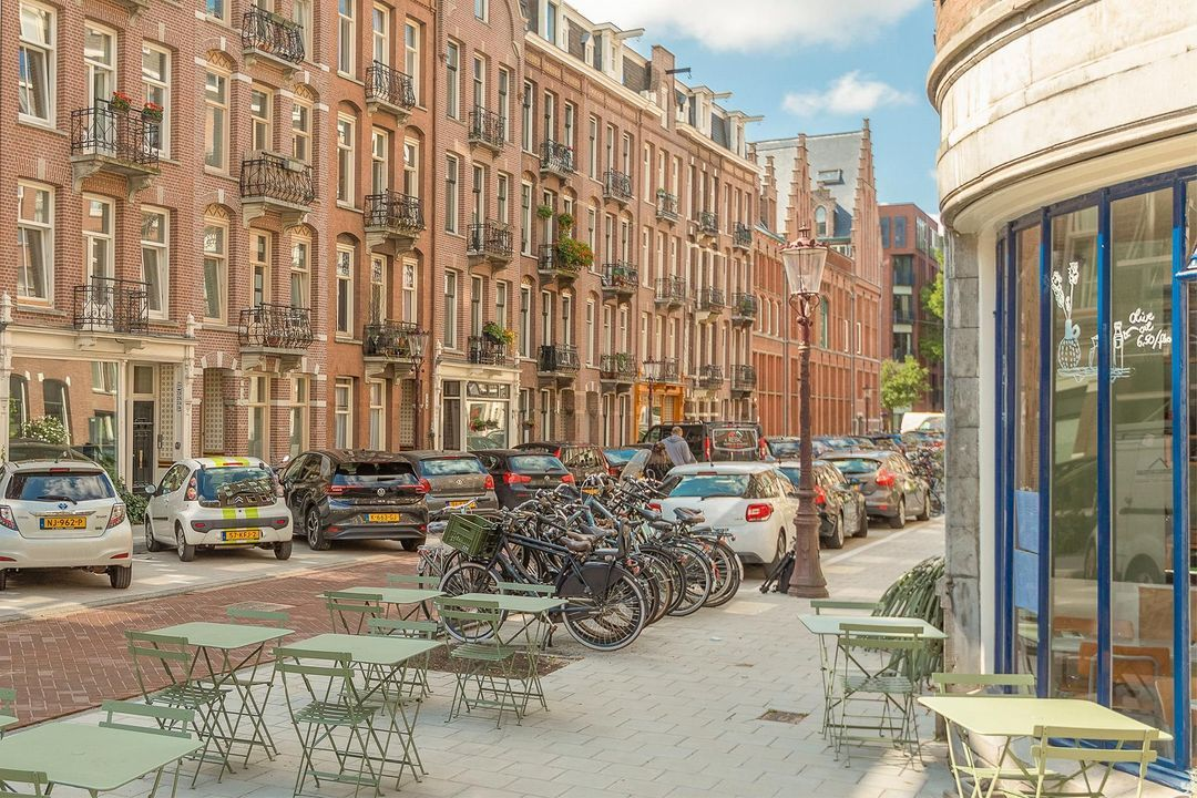 Tilanusstraat 320, Bovenwoning in Amsterdam foto-22
