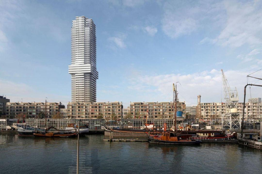 Baan 52 v, Rotterdam