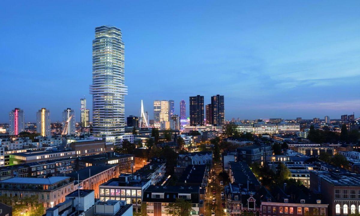 Baan 64 f, Rotterdam