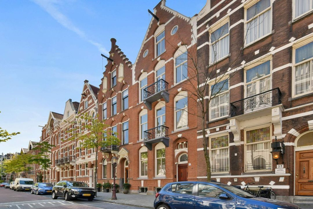 Roemer Visscherstraat 31 B, Amsterdam