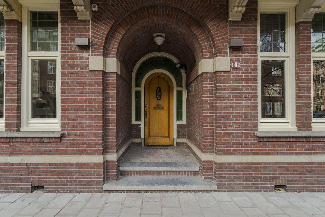 De Lairessestraat 8, Amsterdam