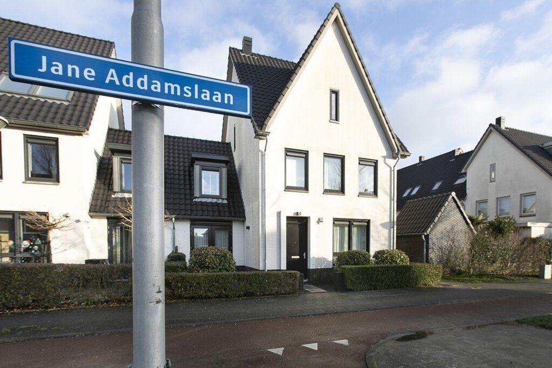Jane Addamslaan 80, Amstelveen
