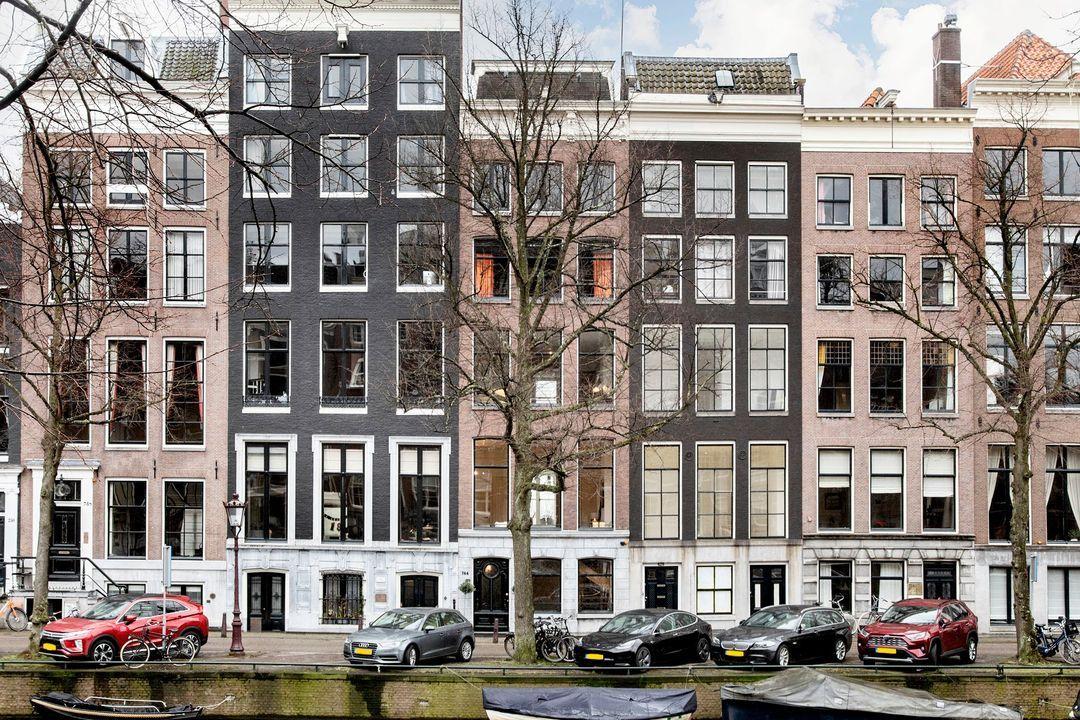 Keizersgracht 744, Amsterdam