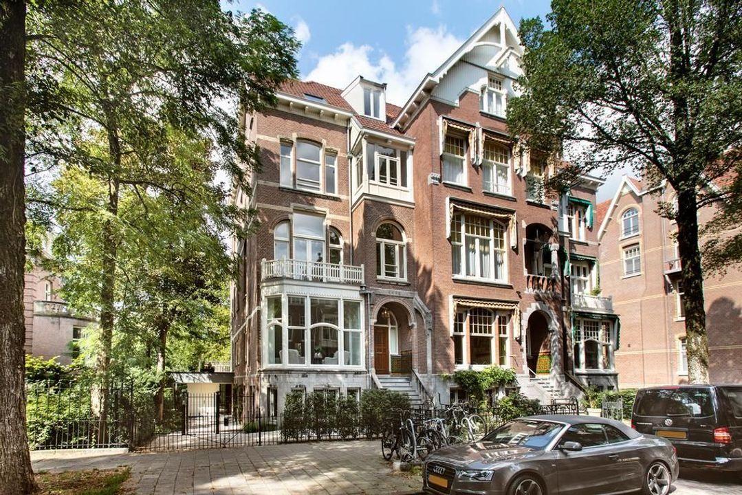 Van Eeghenstraat 110 B, Amsterdam
