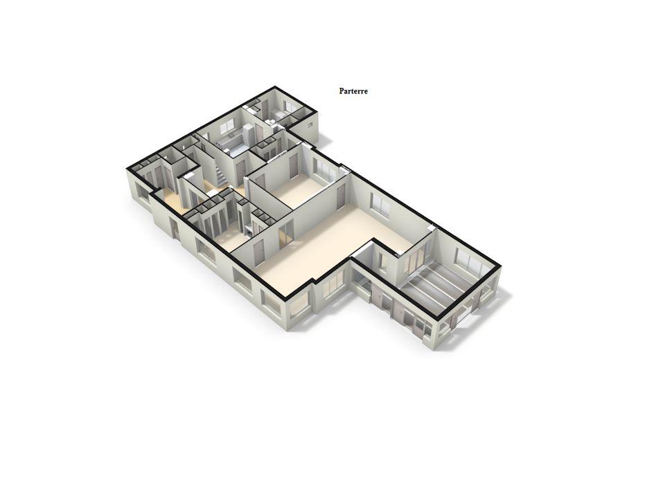 Elswoutslaan 15, Overveen plattegrond-
