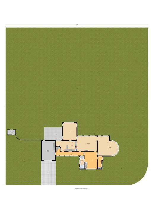 Jac. P. Thijsselaan 2, Heemstede plattegrond-