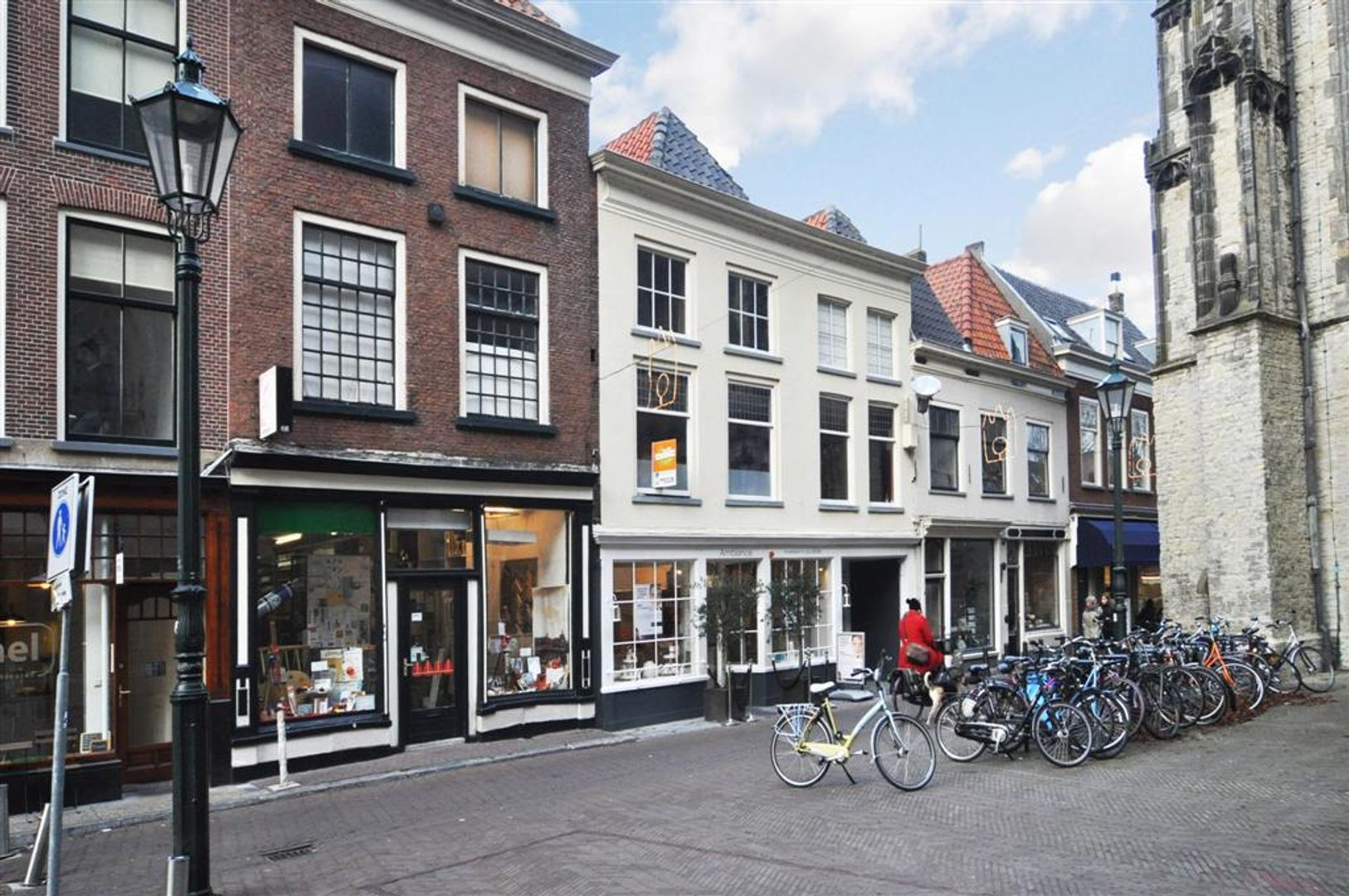 Oude Kerkstraat 4, Delft foto-2