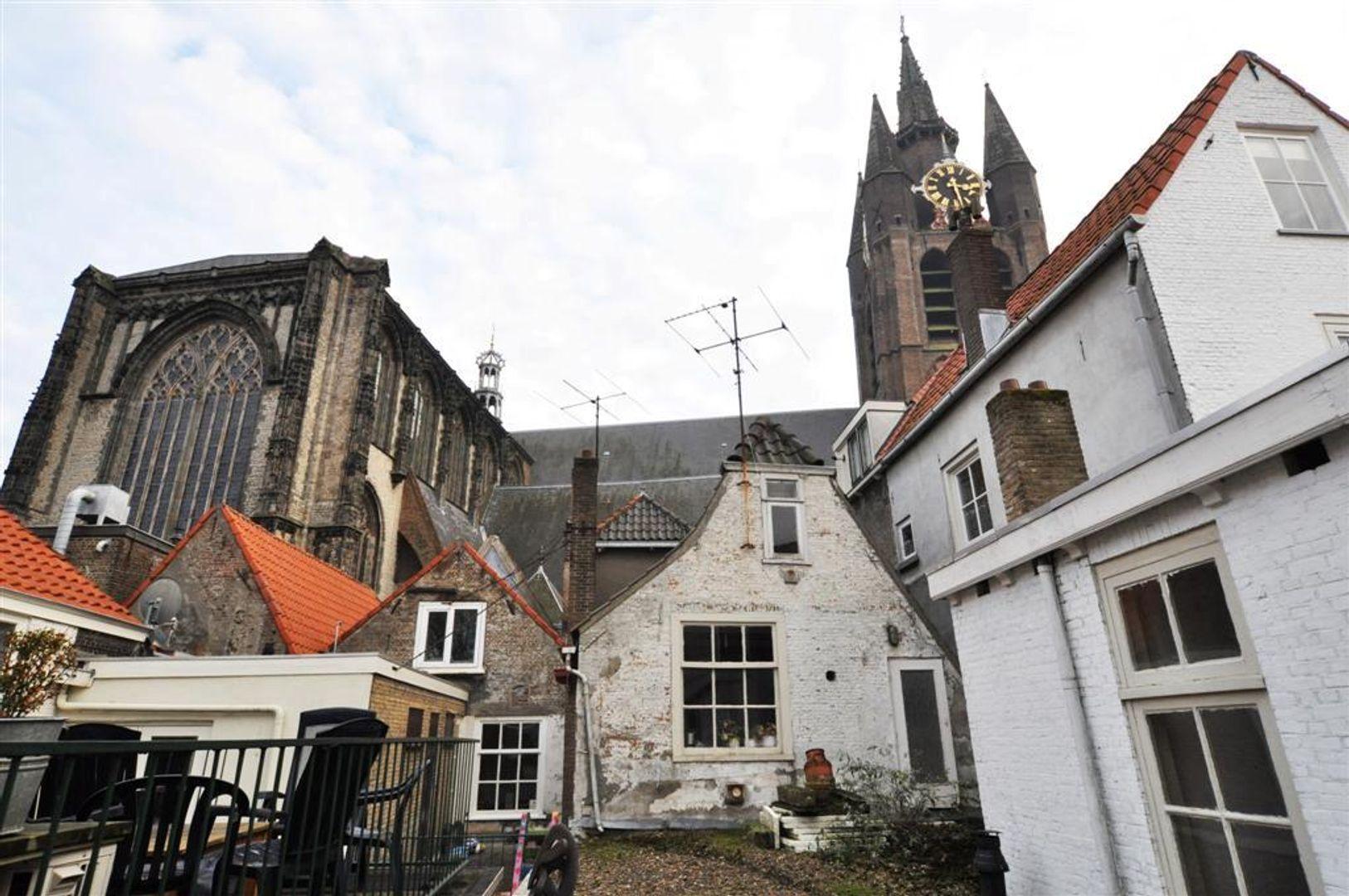 Oude Kerkstraat 4, Delft foto-15