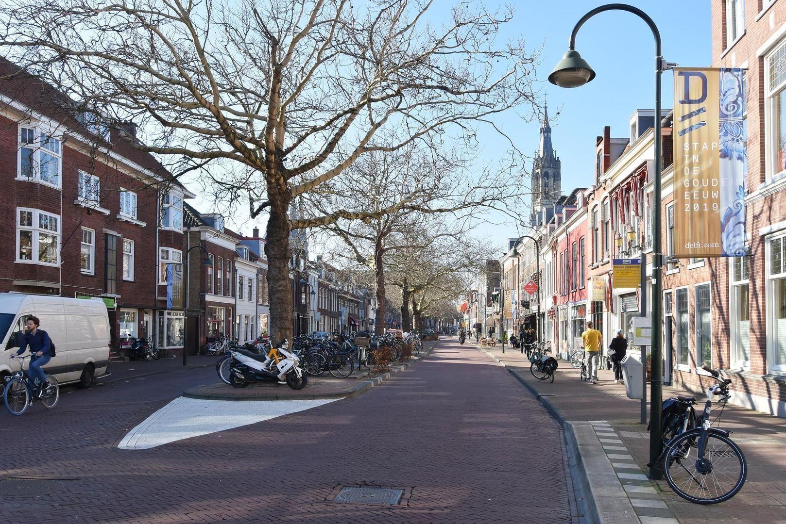 Nieuwe Langendijk 59, Delft foto-1