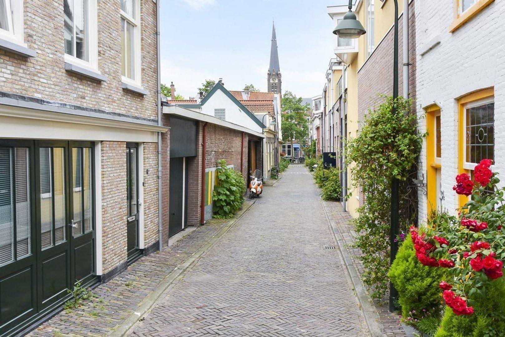 Donkerstraat 33 -35, Delft foto-1