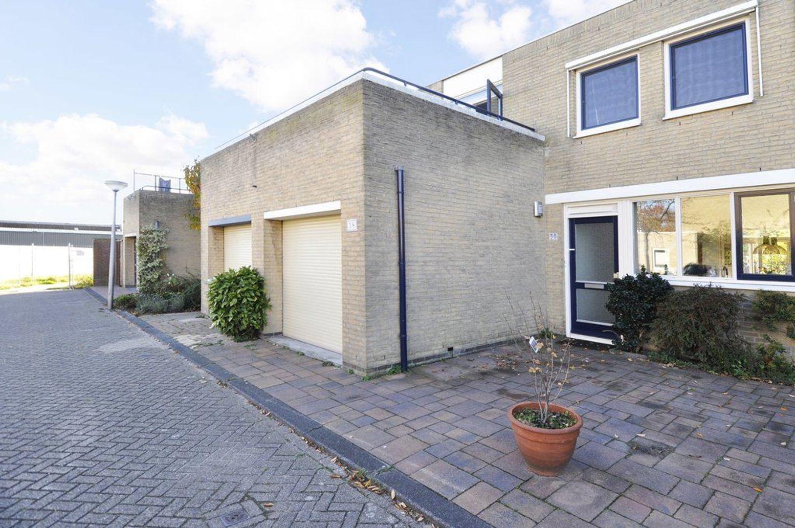 Van Barenstraat 38, Delft foto-1