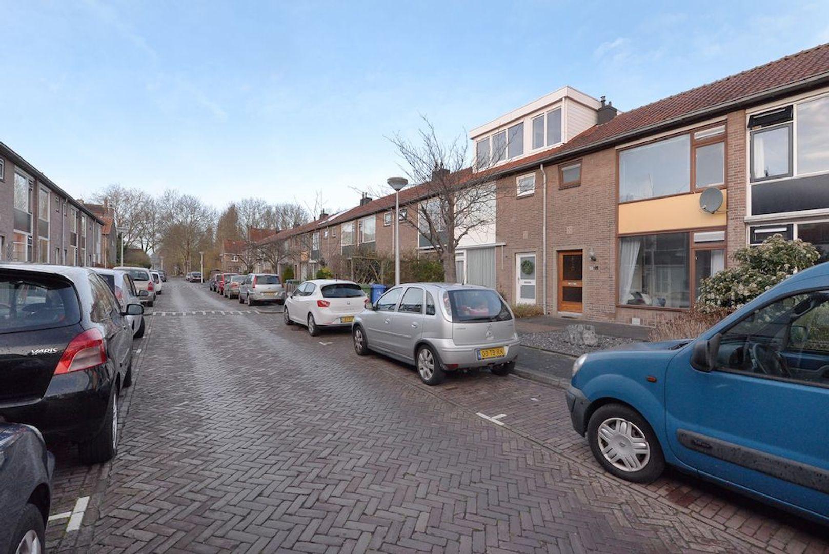 Prof. Oudemansstraat 25, Delft foto-19
