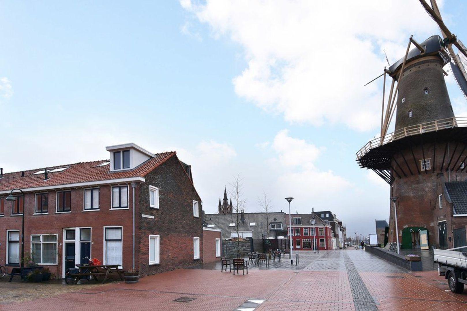 Dirklangendwarsstraat 6, Delft foto-1