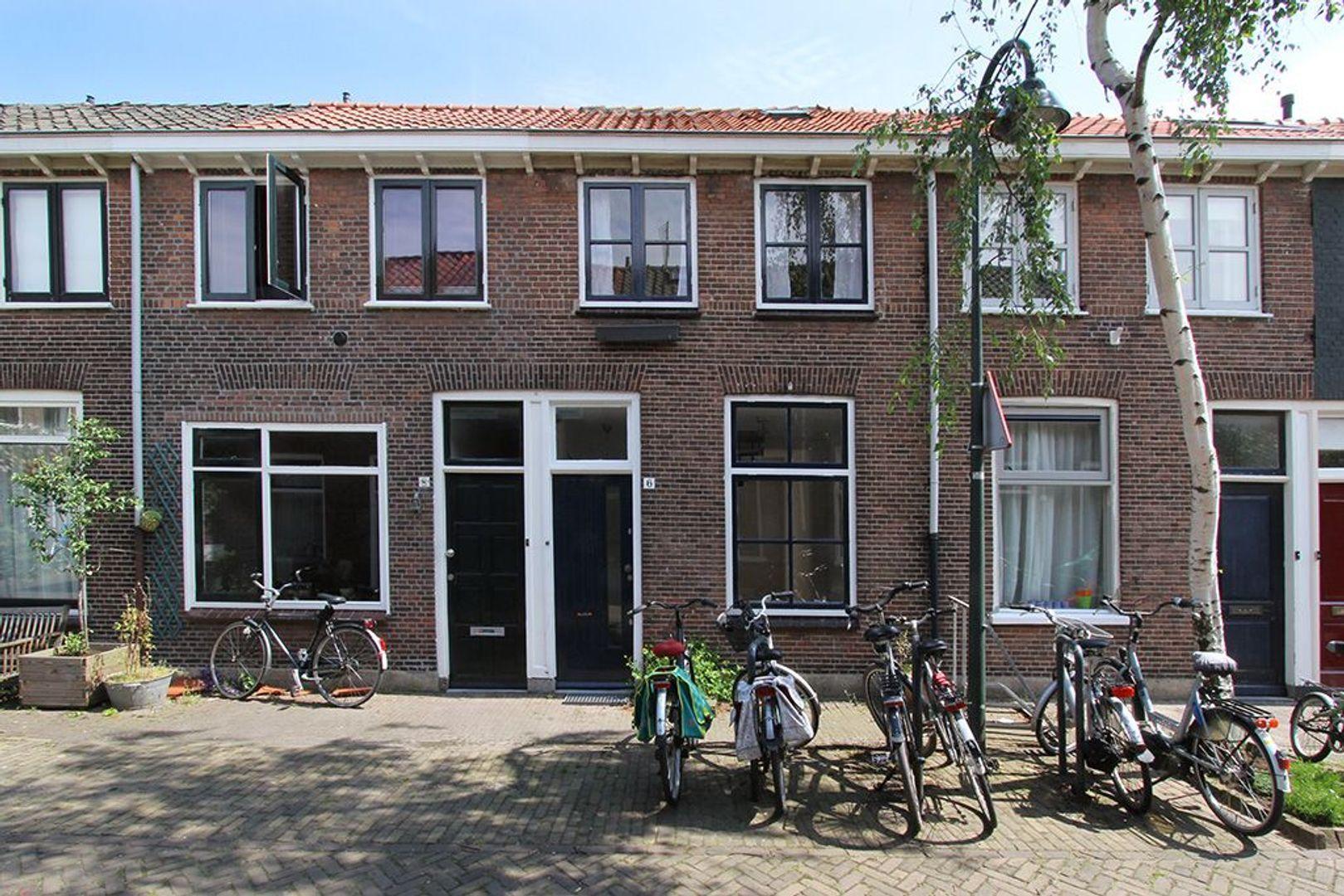 Dirklangendwarsstraat 6, Delft foto-0