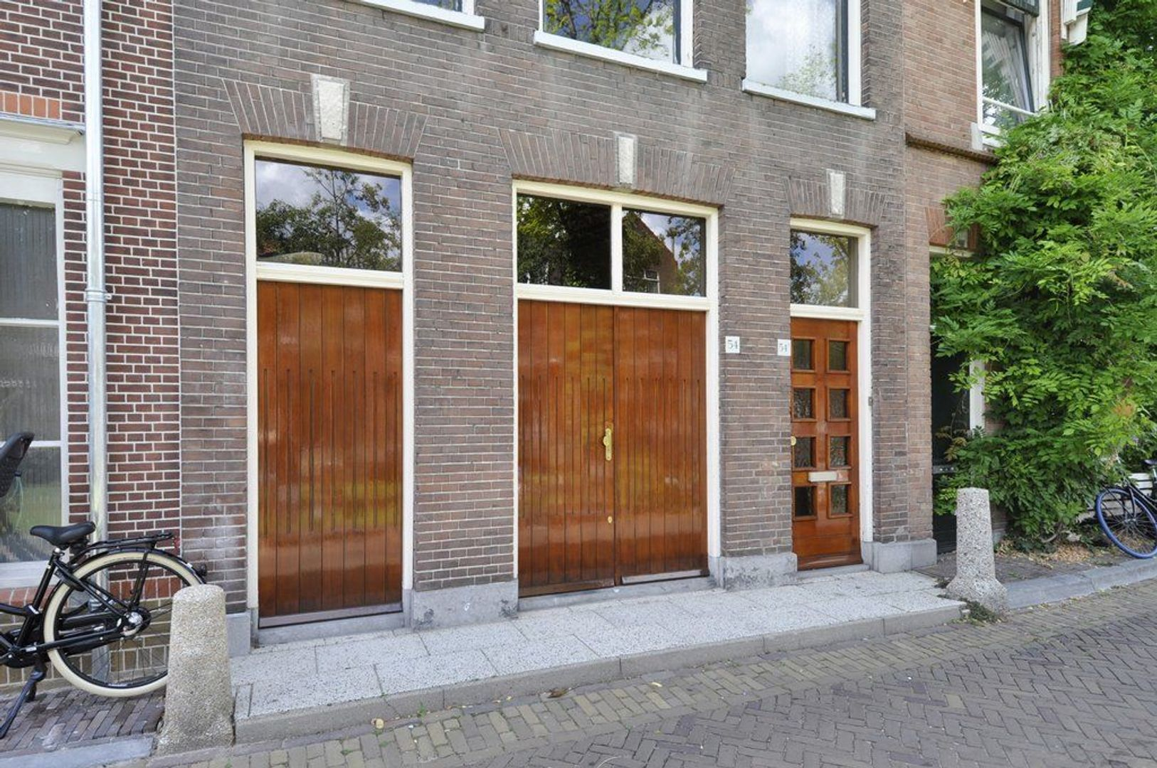 Achterom 54 54a, Delft foto-6