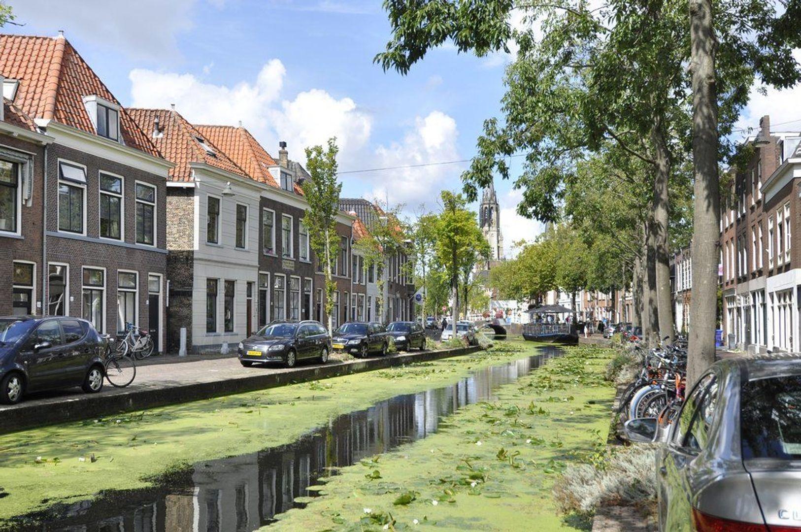 Achterom 54 54a, Delft foto-43