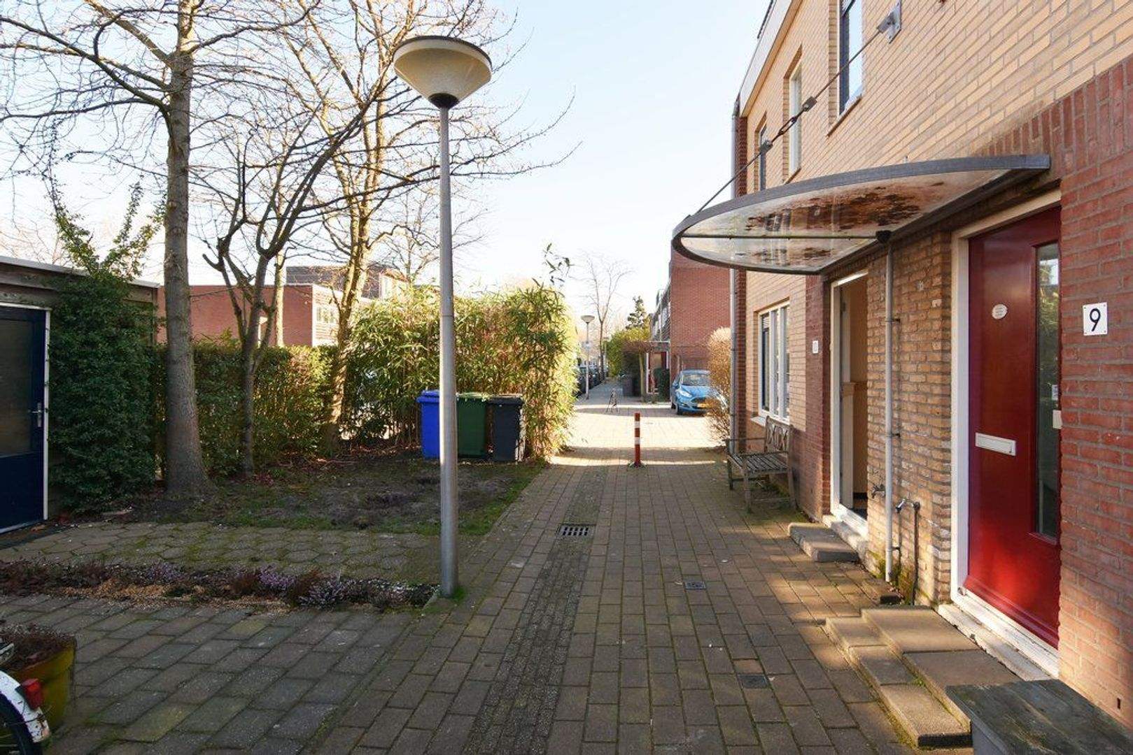 Herfstpad 10, Delft foto-30