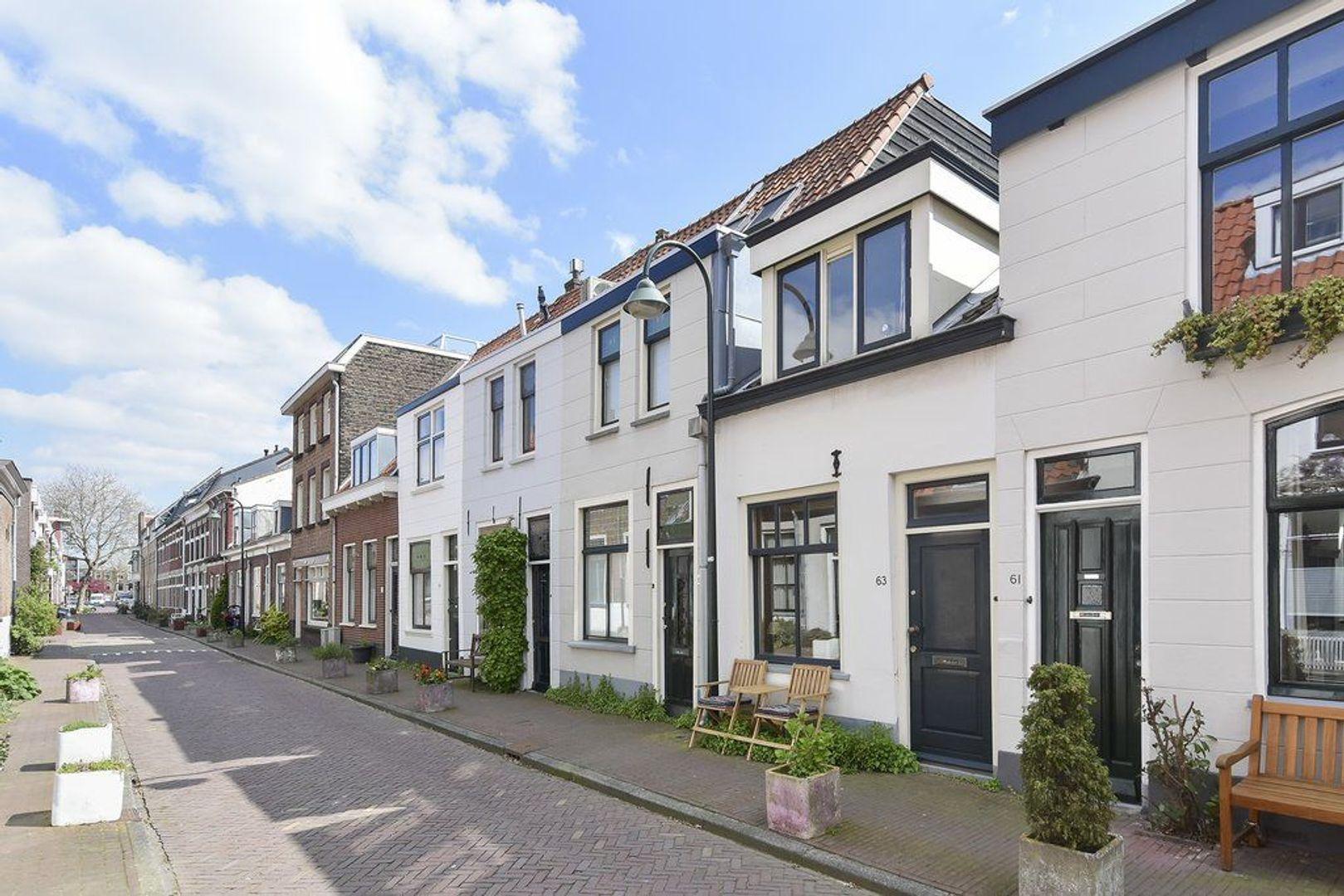 Doelenstraat 63, Delft foto-0