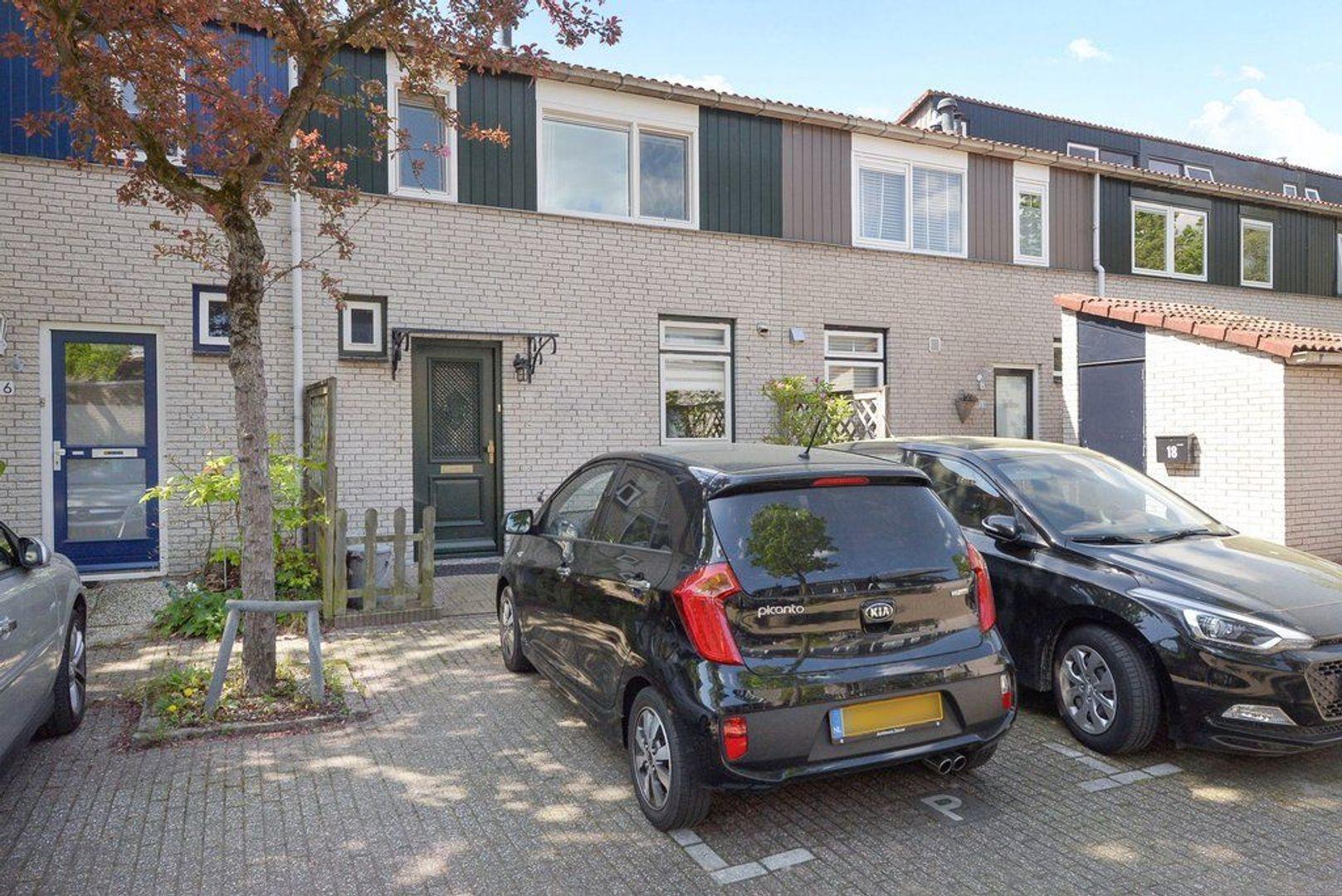 Slechtvalkhof 17, Delft foto-1