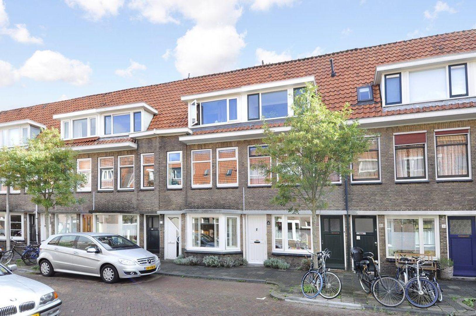 Caspar Fagelstraat 52, Delft foto-0