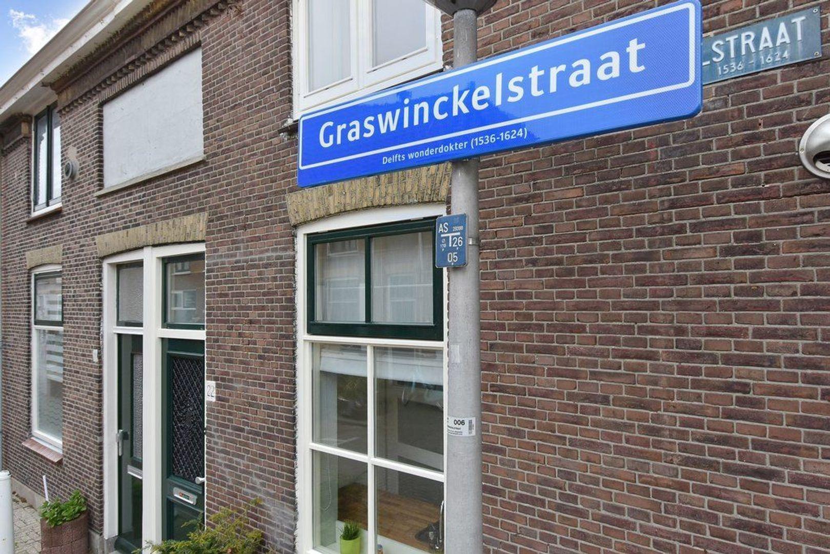 Graswinckelstraat 22, Delft foto-28