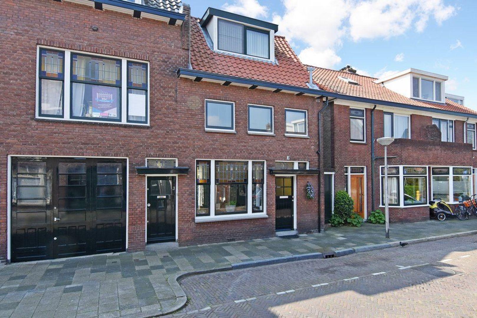 Van Hallstraat 5, Delft foto-1