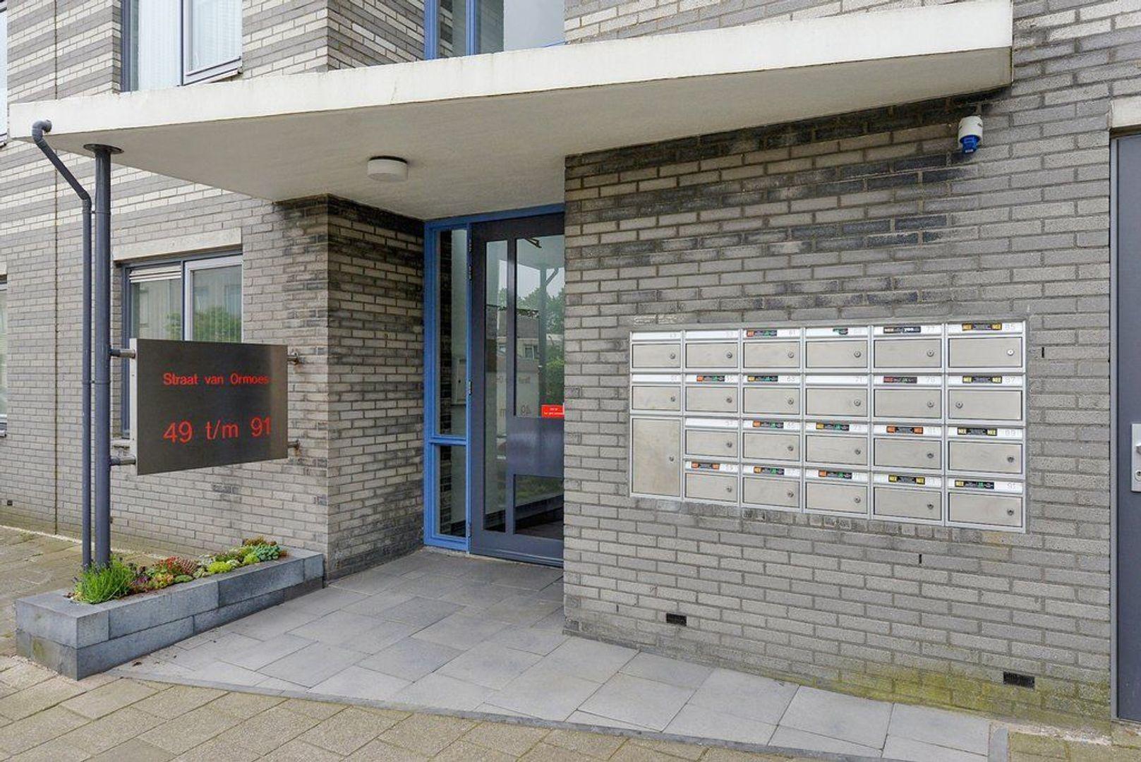 Straat van Ormoes 89, Delft foto-1