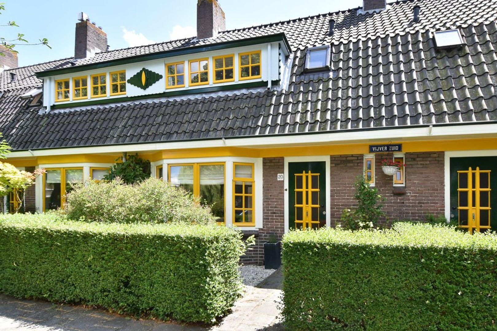 Vijver Zuid 20, Delft foto-0