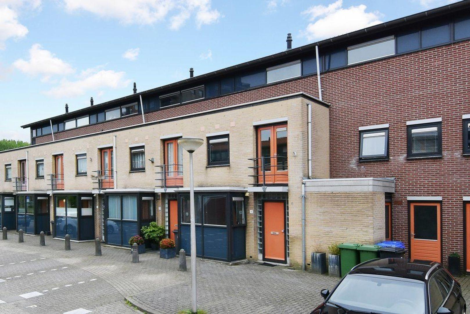 Hof van Topaas 4, Delft foto-0