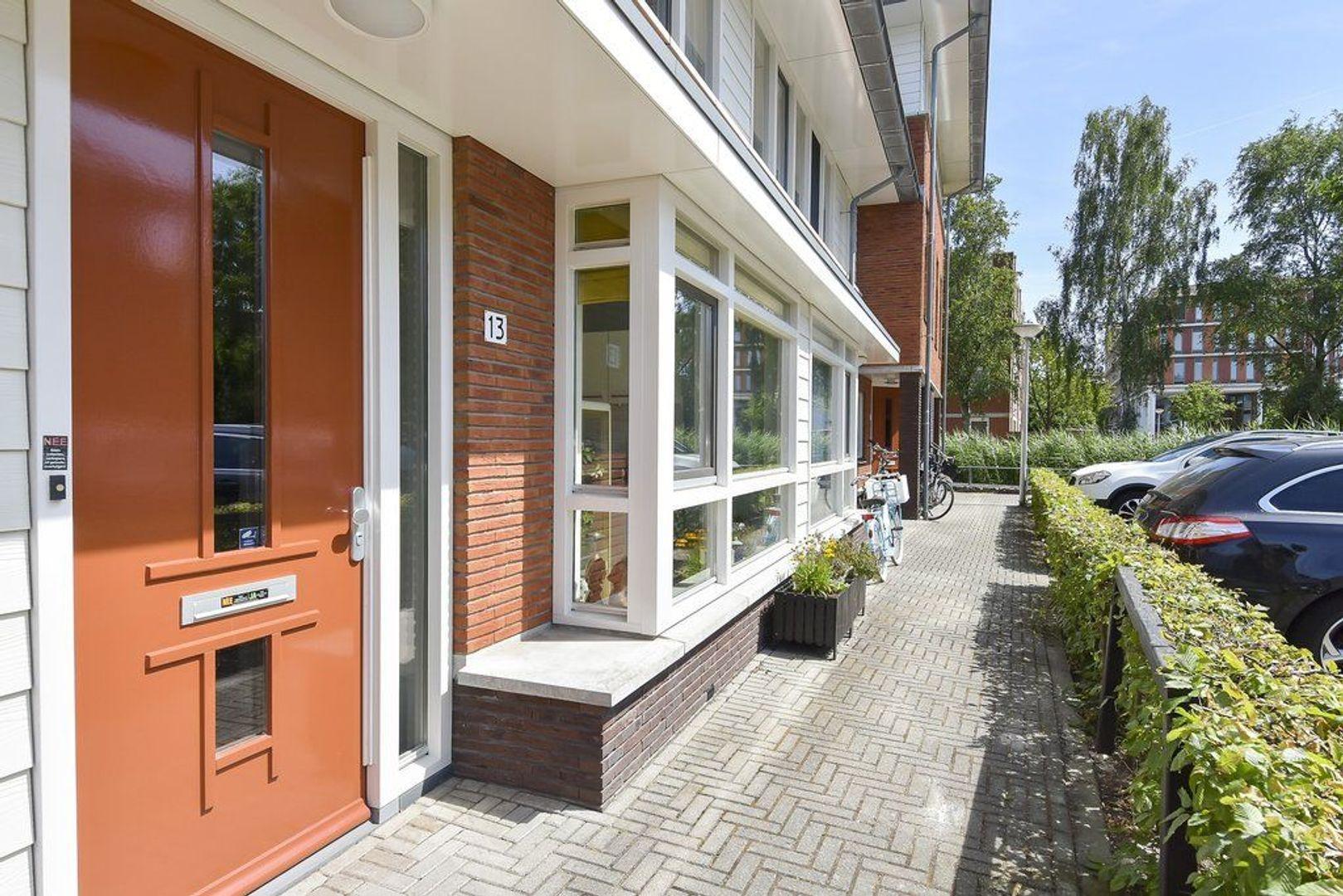 Korenmolen 13, Delft foto-1