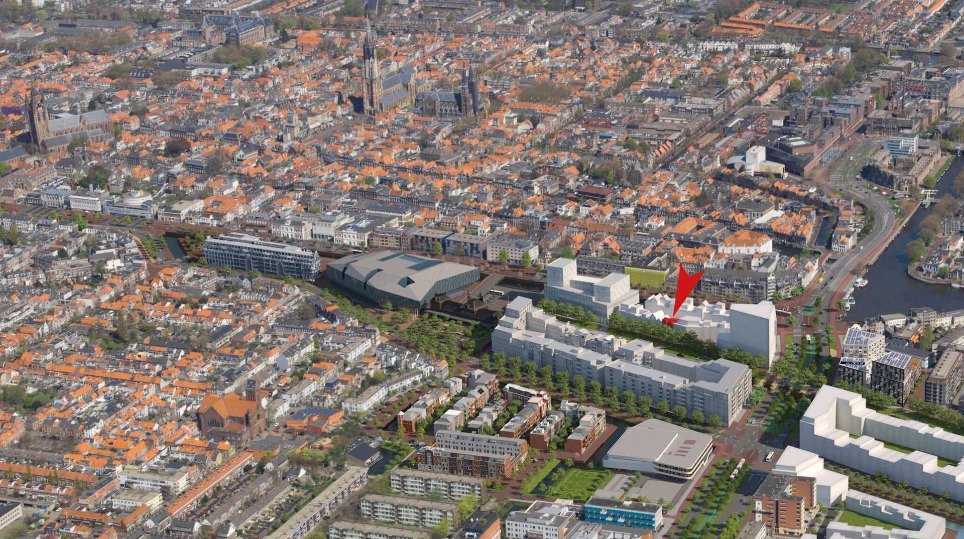 Van Leeuwenhoekpark 15 ong, Delft foto-1
