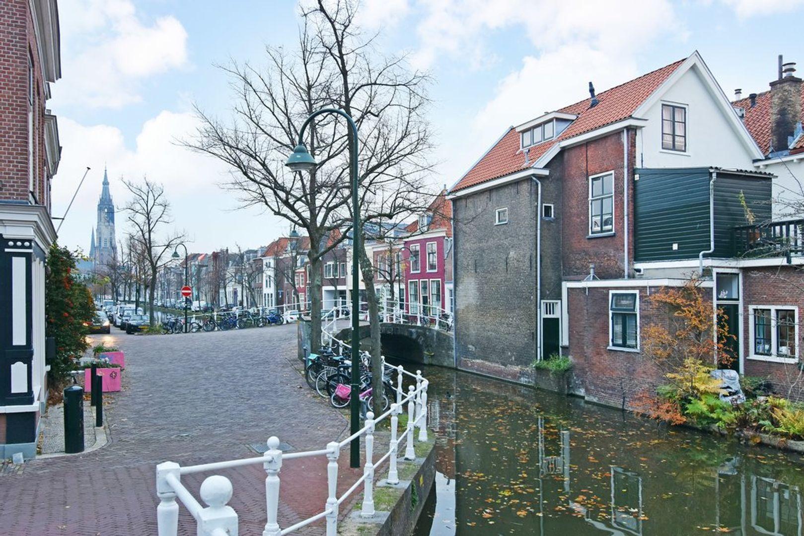 Kantoorgracht 3, Delft foto-3
