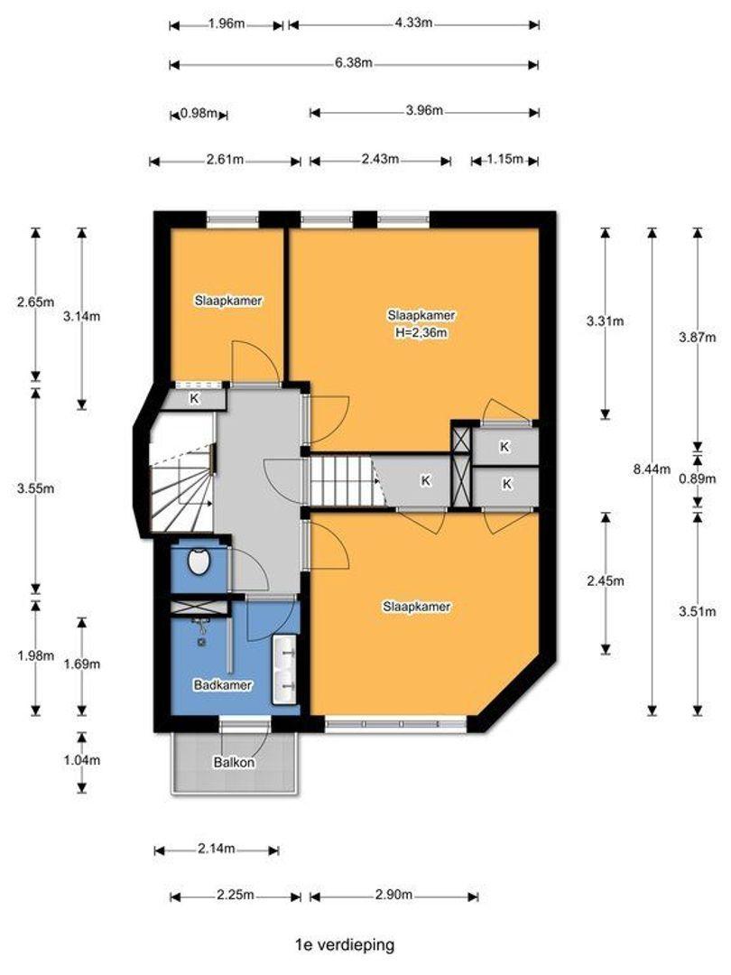 Hof van Delftlaan 124, Delft foto-38