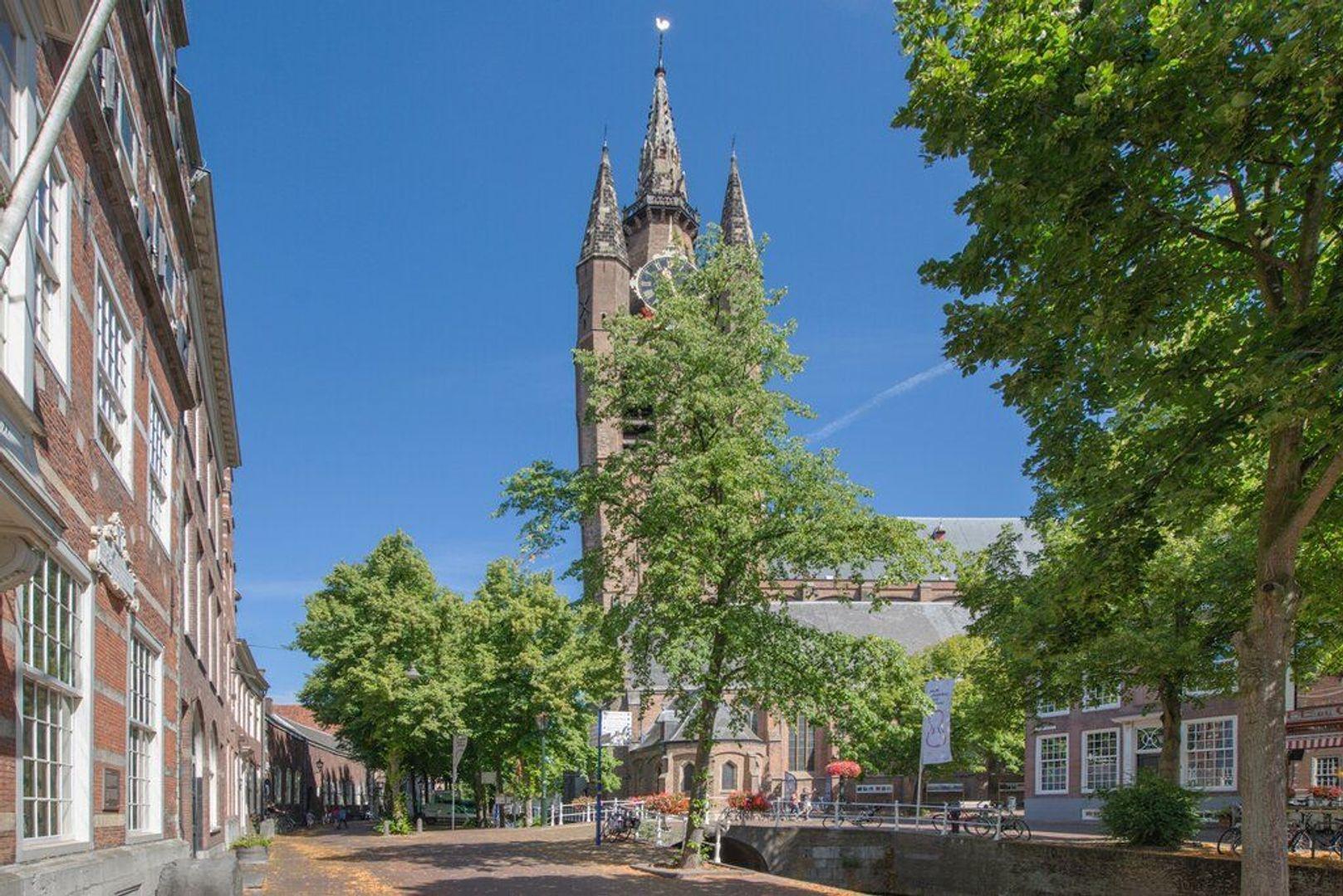 Heilige Geestkerkhof 2, Delft foto-31