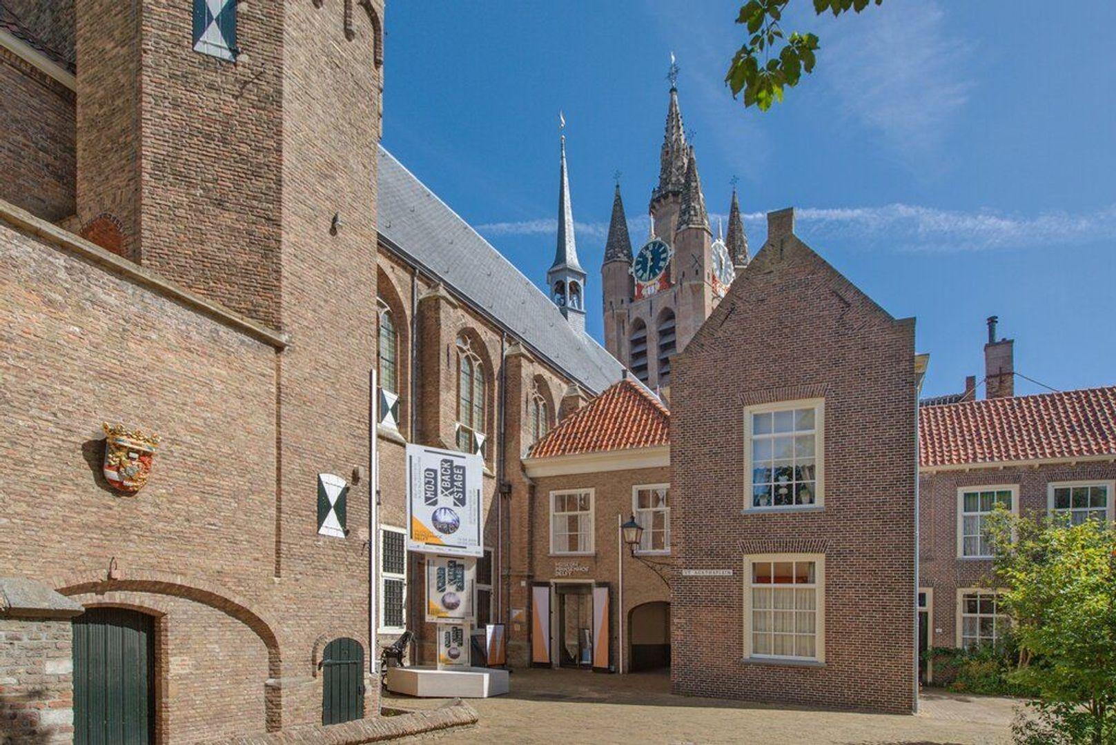 Heilige Geestkerkhof 2, Delft foto-34