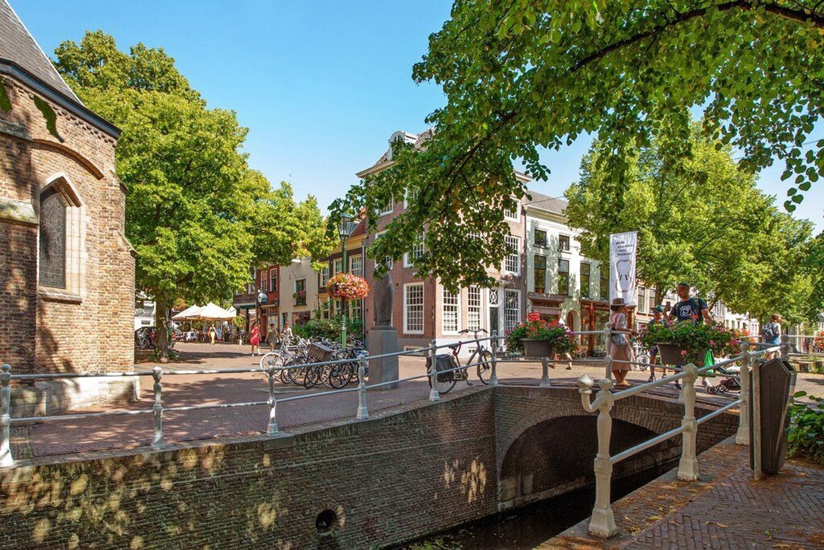 Heilige Geestkerkhof 2, Delft foto-36