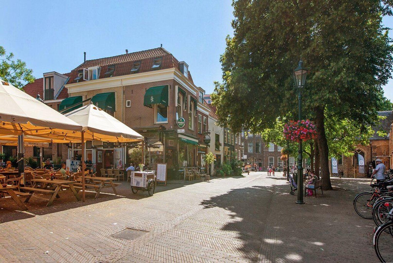 Heilige Geestkerkhof 2, Delft foto-37