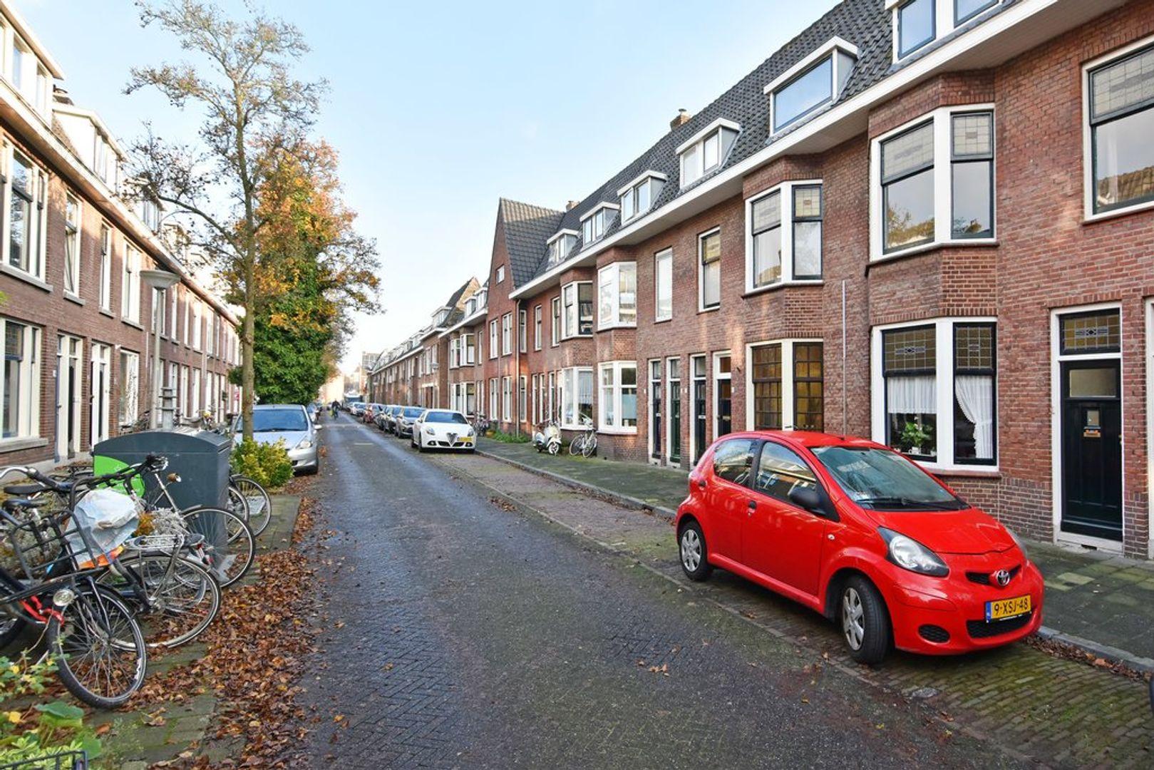 C. Fockstraat 95, Delft foto-0