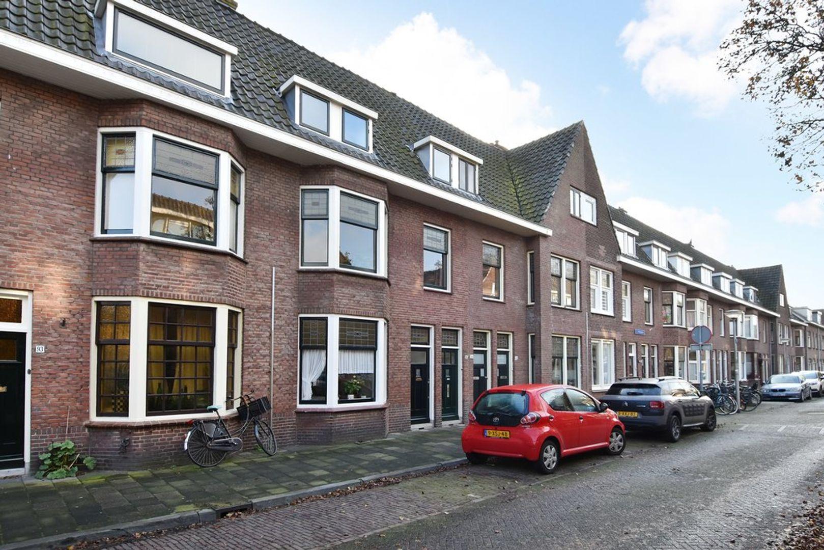C. Fockstraat 95, Delft foto-1