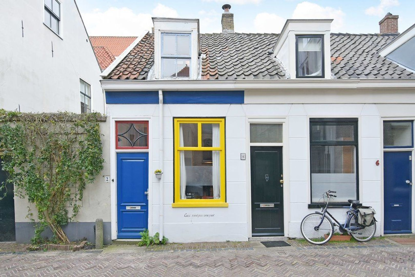 Visstraat 2, Delft foto-0